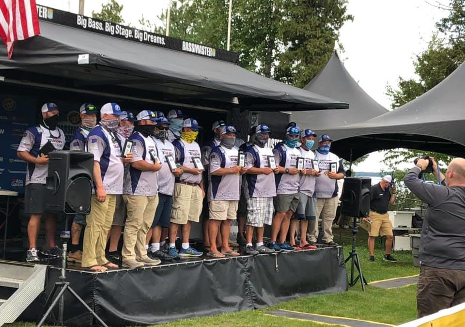 Team Indiana wins BASS Northern Regional